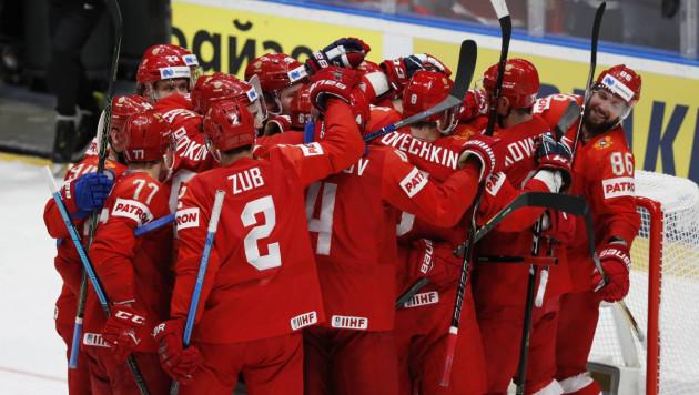 Сборная России стала бронзовым призером чемпионата мира по хоккею