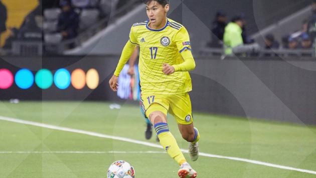 Сейдахмет вызван в молодежную сборную Казахстана на игры квалификации Евро-2021
