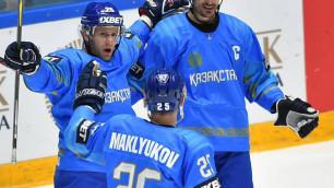 Сборная Казахстана сыграет в группе с чемпионом и призером на ЧМ-2020 по хоккею
