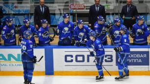 """КХЛ сообщила о задержках зарплат хоккеистам """"Барыса"""" по ходу сезона"""