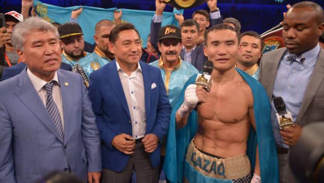 Экс-соперник Головкина стал главным кандидатом на бой с Исламом за титул от WBO