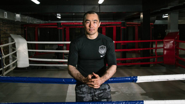 Казахстанец Бейбут Шуменов официально лишен титула чемпиона мира