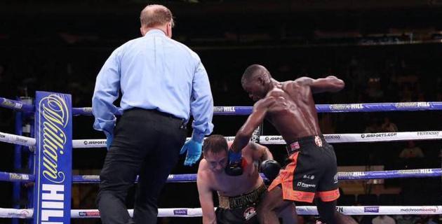 Проигравший Ниязымбетову на ОИ-2016 британец нокаутировал экс-претендента на титул WBC