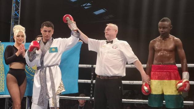 Видео боя, или как Тураров вернулся в профи с досрочной победы в Великобритании