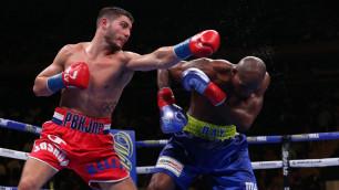 Захотевший реванша с Елеусиновым британец прервал серию побед в профи