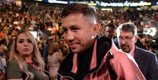 Американская актриса опубликовала фото с Головкиным на вечере бокса Джошуа - Руис