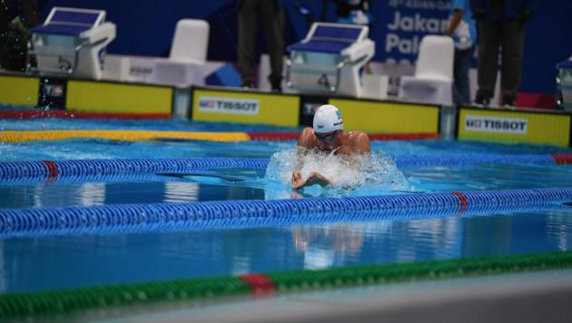 Казахстанец Баландин стал вторым на заключительном этапе мирового турнира