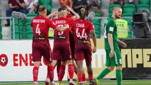 Клуб Сейдахмета сохранил прописку в российской премьер-лиге