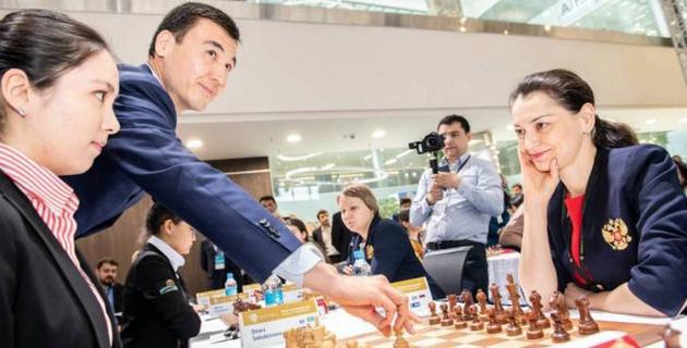 """""""Работаем в режиме нон-стоп"""". Исполнительный директор КФШ рассказала о развитии шахмат в Казахстане"""
