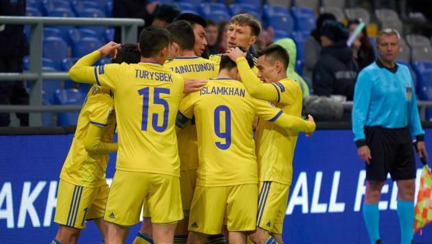 Стало известно, кто покажет матчи Казахстана с лучшей и худшей сборными мира в отборе на Евро-2020
