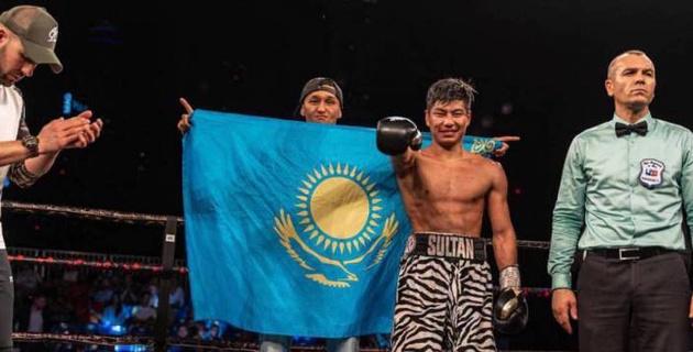 Финалист молодежного ЧМ из Казахстана взлетел на 93 позиции в рейтинге после победы нокаутом за 16 секунд до гонга