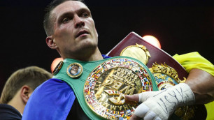 """WBC лишил Усика чемпионского титула и """"отправил его в отпуск"""""""