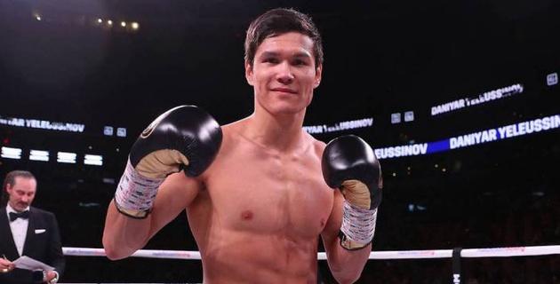 Вечер бокса с участием Елеусинова получил бой за титулы WBC и WBO в качестве главного события