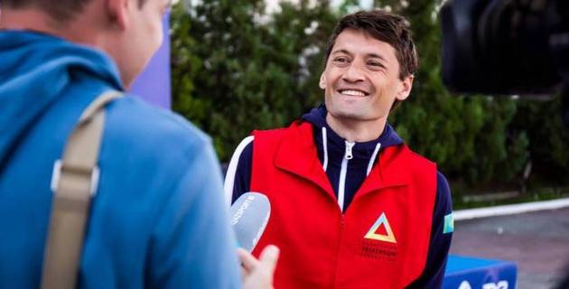 Генсек КФТ рассказал о популярности триатлона в Казахстане и отборе в сборную