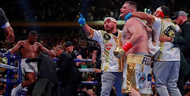"""""""Я чемпион, так что посмотрим"""". Руис готов провести реванш с Джошуа в Великобритании за 50 миллионов долларов"""