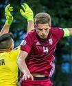 """Футболисты """"Кайрата"""" и """"Иртыша"""" сыграли за свои сборные в отборе на Евро-2020"""