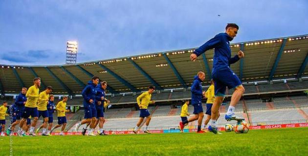 Прямая трансляция матча Бельгия - Казахстан в отборе на Евро-2020