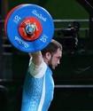 Казахстанский тяжелоатлет Уланов выиграл квалификационный турнир к Олимпиаде-2020