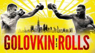 В Казахстане началась ТВ-трансляция вечера бокса Геннадий Головкин - Стив Роллс