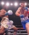 Видео нокаута, или как Али Ахмедов завоевал титул от WBC в андеркарте Головкина