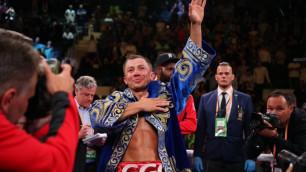 Новый тренер Головкина дал оценку нокауту и выступлению GGG в дебютном бою на DAZN