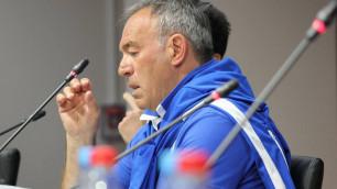После поражения 0:9 серьезно относимся к Казахстану - тренер худшей сборной мира