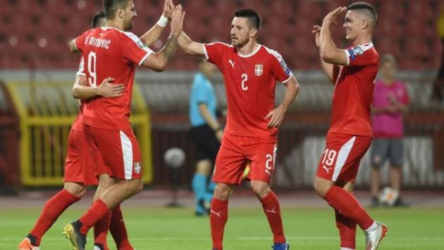 """Футболисты """"Астаны"""" помогли своим сборным одержать крупные победы в отборе на Евро-2020"""