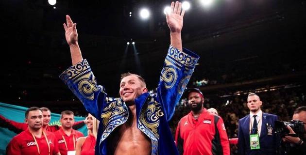 Стал известен доход Головкина от победы нокаутом в дебютном бою на DAZN