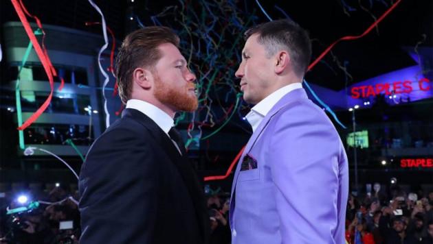 """""""Весьма иронично"""". The Ring назвал победителя боя Головкин - """"Канело"""" во втором среднем весе"""