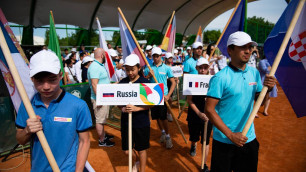 На турнире серии ATP Challenger в Шымкенте выступят более 100 теннисистов