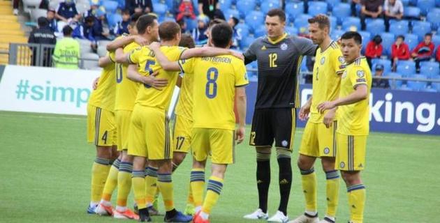 Выбери лучшего игрока сборной Казахстана в матчах с Бельгией и Сан-Марино в отборе на Евро-2020