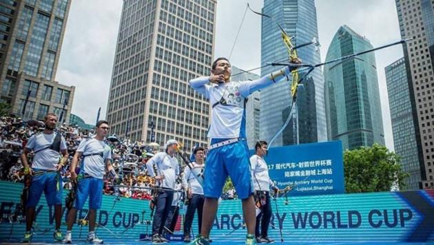 Сборная Казахстана по стрельбе из лука победила США и завоевала лицензию на Олимпиаду