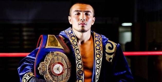 Небитый казахстанец выступит в вечере бокса с участием Дычко против экс-соперника чемпиона WBO, WBA, IBF и IBO