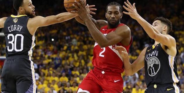 """""""Торонто"""" впервые в истории стал чемпионом НБА"""