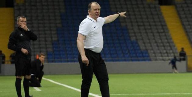 Тренер казахстанского клуба мог бы возглавить сборную Беларуси - СМИ