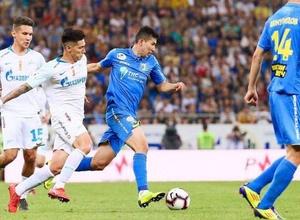 Игроки РПЛ Зайнутдинов и Бахтияров сохранили свои ценники в обновленном рейтинге от Transfermarkt