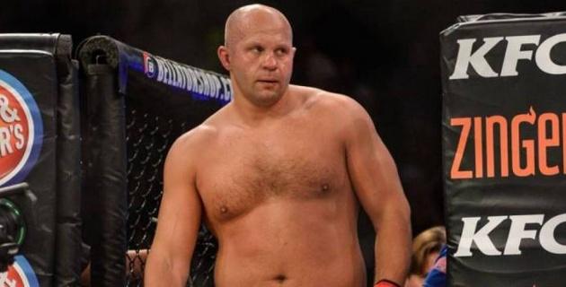 Федор Емельяненко подписал контракт с Bellator на несколько боев