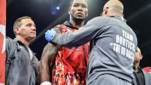 Видео нокаута, или как несостоявшийся соперник Шуменова победил боксера Мейвезера