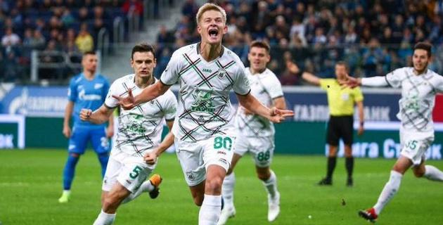 Стоимость экс-капитана казахстанского клуба выросла в несколько раз после успешного сезона в РПЛ