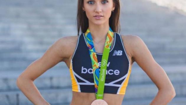 Одна из самых красивых спортсменок Украины рассказала о своей поездке в Казахстан