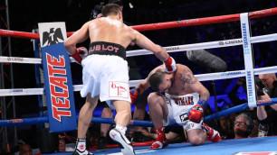 Завершивший карьеру после нокаута от Головкина американский боксер нашел работу в зале Фредди Роуча