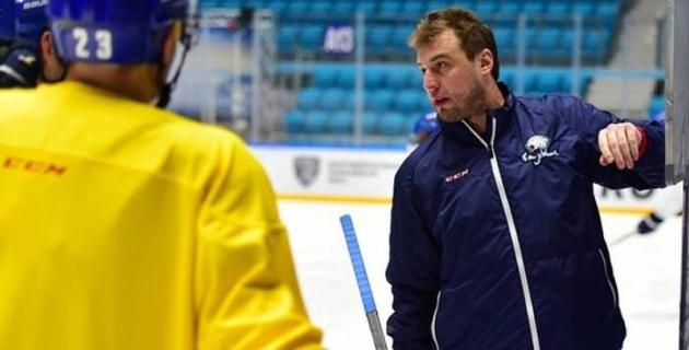 """Экс-тренер """"Барыса"""" с опытом игры в НХЛ возглавил казахстанский клуб"""