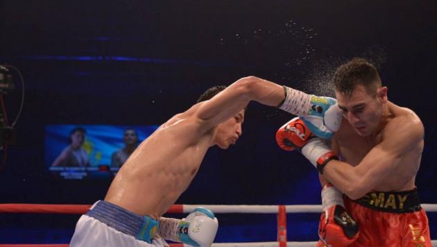 Казахстанский боксер с 16 нокаутами рассказал о бое за титул WBO и смене весовой категории
