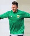 """Бывший футболист """"Тобола"""" в 34 года стал главным тренером"""