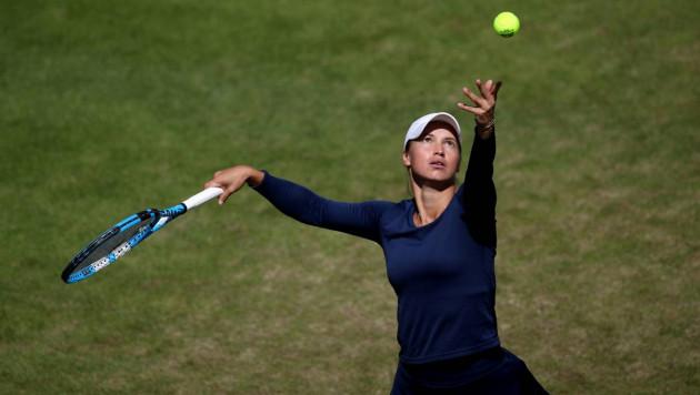 Казахстанка Юлия Путинцева победила лучшую теннисистку мира