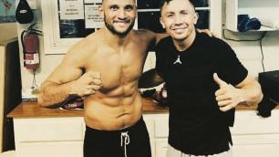 Тренировавшийся с Головкиным тяжеловес получил бой за титул чемпиона мира