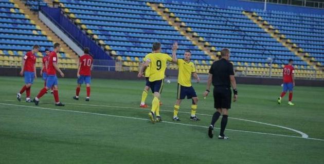Клуб Зайнутдинова одержал победу в товарищеском матче