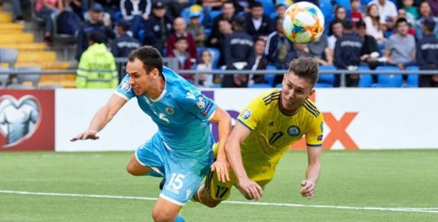 Участник Лиги Европы нацелился на футболиста сборной Казахстана
