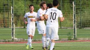 """Соперник """"Ордабасы"""" по Лиге Европы забил семь мячей и вышел на третье место в чемпионате"""