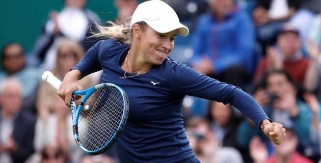 Юлия Путинцева поднялась в рейтинге после победы над лучшей теннисисткой планеты